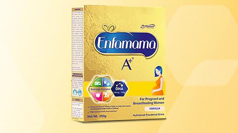 Enfamama A+ 350 g Vanilla