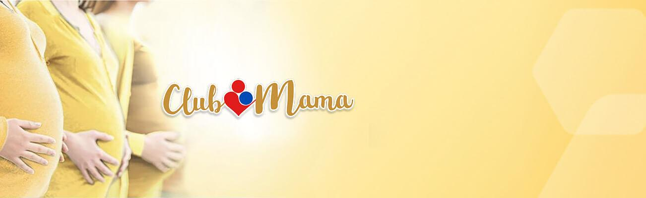 Be a a part of Club Mama!