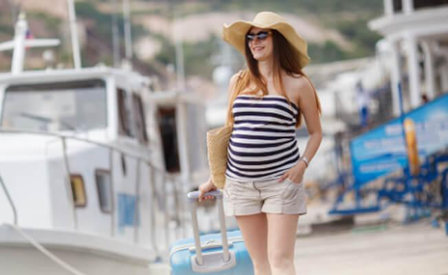 Pregnancy in Paradise: The Vacation for Moms-To-Be