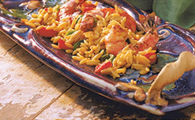 Honey Soy Shrimp Fried Rice - A Rich Source of Carbohydrates