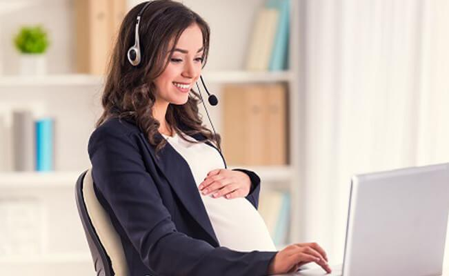 Staying on the Job for Your First Trimester